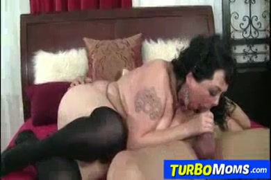Thick bbw loves big black cock, cum on face and tits.
